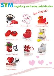 Productos especiales para San Valentin
