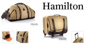 Bolsa de viaje y Trolley Hamilton - SYM Regalos y Reclamos Publicitaios