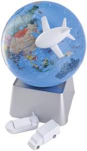 """Bola del mundo """"VIAJAR"""" con sonidos - SYM Marketing Promocional"""