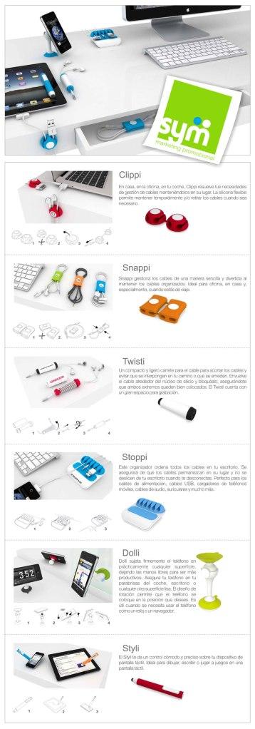 ¡¡ SYMplifica tu vida !! - SYM Marketing Promocional