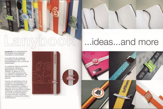 Cuadernos personalizados - SYM Marketing Promocional