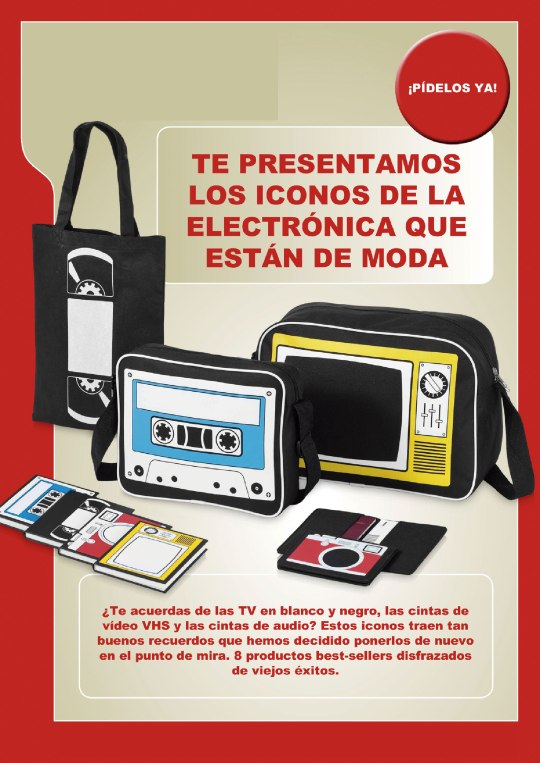 Productos Retro - SYM Marketing Promocional