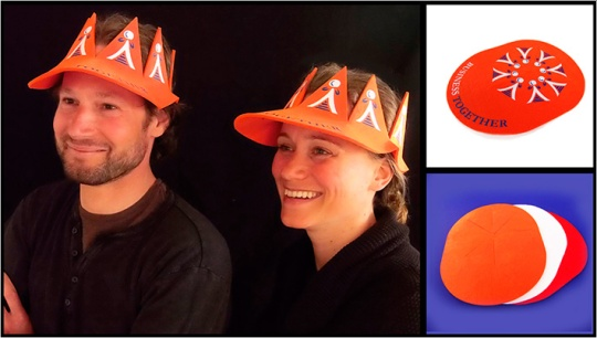 SYM Marketing Promocional - Gorra de Fieltro