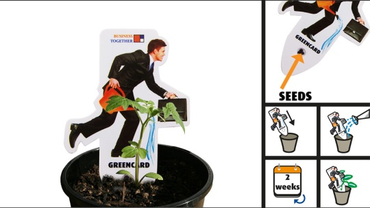 GREENCARD - SYM Promotional Objects S.L.